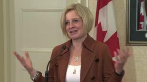 NDP Leader Rachel Notley disappointed in delay on Trans Mountain pipeline expansion decision